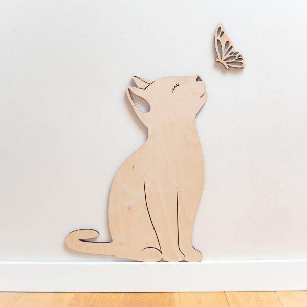 kotek z motylkiem 2