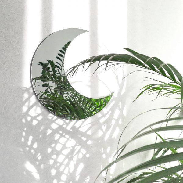 księżyc lustro_