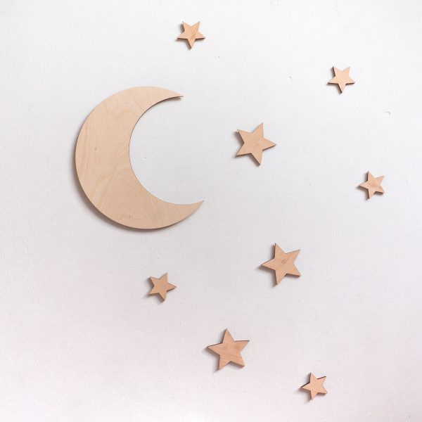 księżyc z gwiazdkami 1