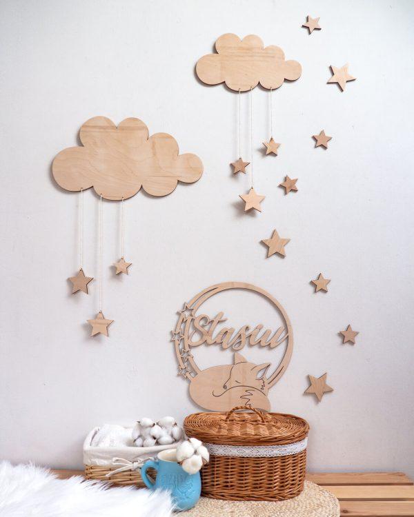 chmurki z gwiazdkami 1