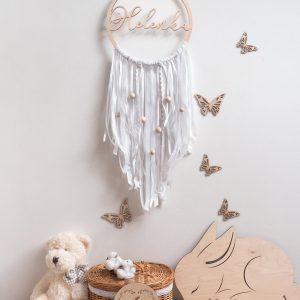 Personalizowany Łapacz snów dla dziecka z imieniem