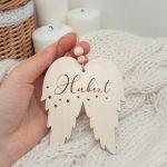 Zawieszka skrzydełka anioła