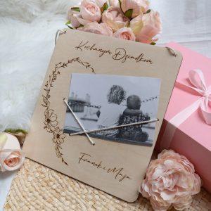 Pomysł na prezent na Dzień Babci i Dziadka